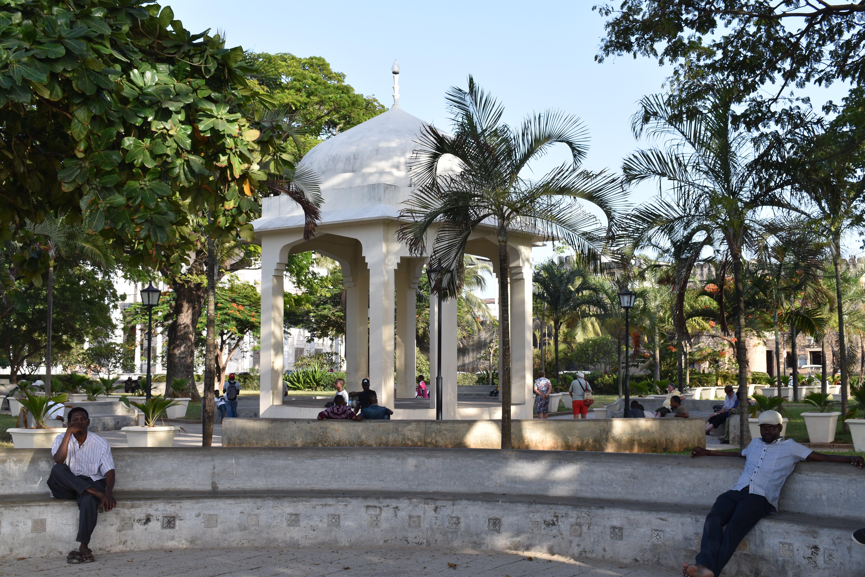 Forodhani Garten